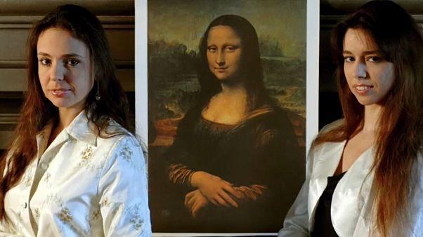 """""""Nous sommes les descendantes de Mona Lisa"""""""