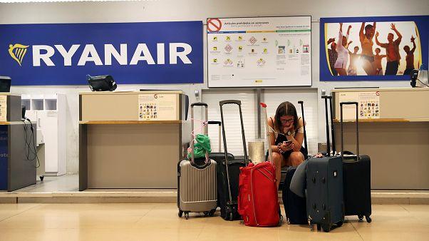 Pilotos da Alemanha e da Holanda juntam-se à greve da Ryanair