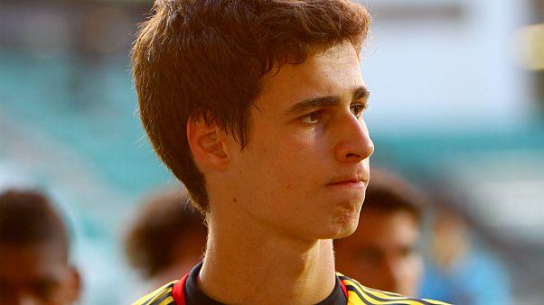 Dünyanın en pahalı kalecisi Chelsea'ye transfer olan Kepa Arrizabalaga