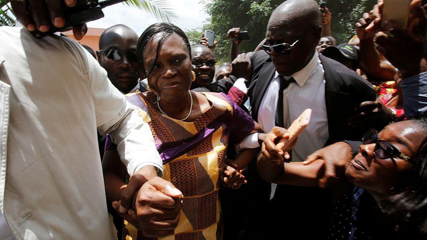 Simone Gbagbo libérée en Côte d'Ivoire