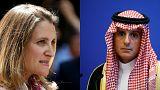 Suudi Arabistan: Kanada ile sorunu çözmek için ara bulucuya gerek yok