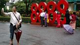 ناشطون يحيون الذكرى الثلاثين لانتفاضة ميانمار المسماة 8888