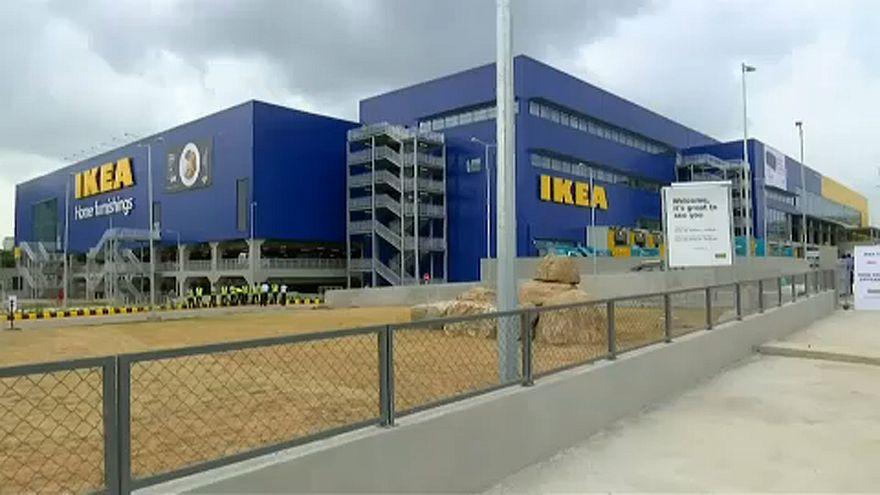 IKEA: на штурм индийского рынка