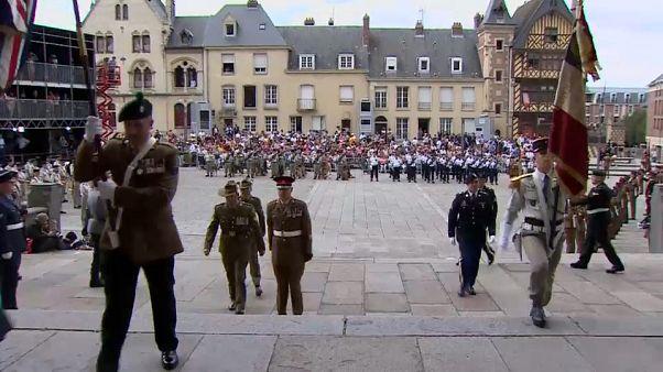 Centenario de la batalla de Amiens
