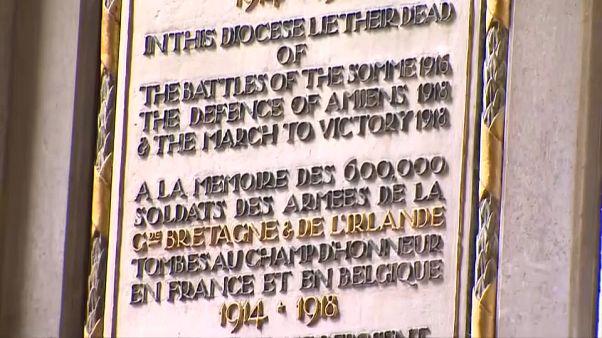 Cent'anni fa la battaglia di Amiens, punto di svolta della Grande Guerra