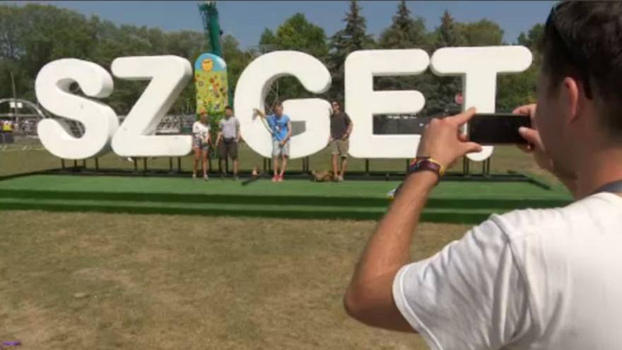 Βουδαπέστη: Sziget Festival 2018