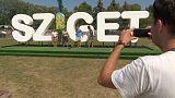 Bezahlen per digitalem Armband auf Sziget-Festival in Budapest