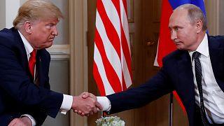 Trump'ın yazdığı mektup Putin'e ulaştı