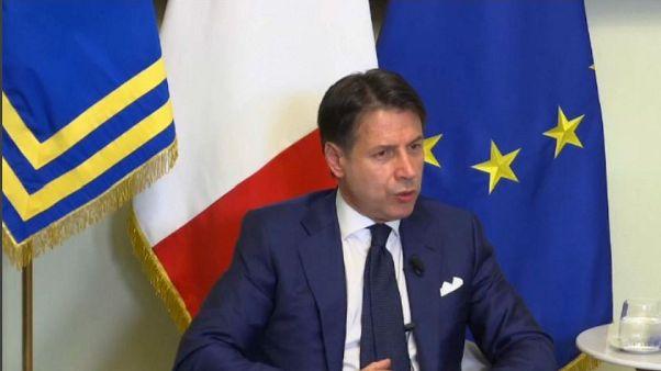"""Conte: """"Iran? Ok rigore, ma d'accordo con UE"""""""