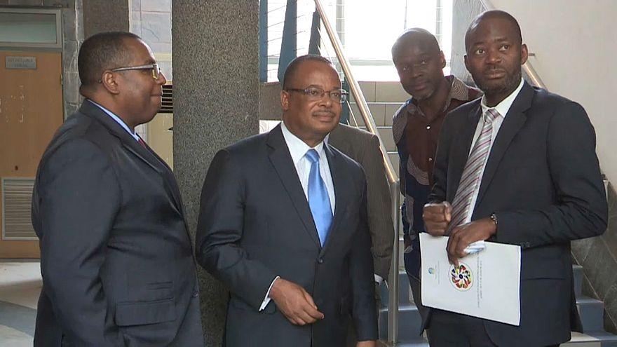 vice-procurador-geral de Angola, Mota Liz