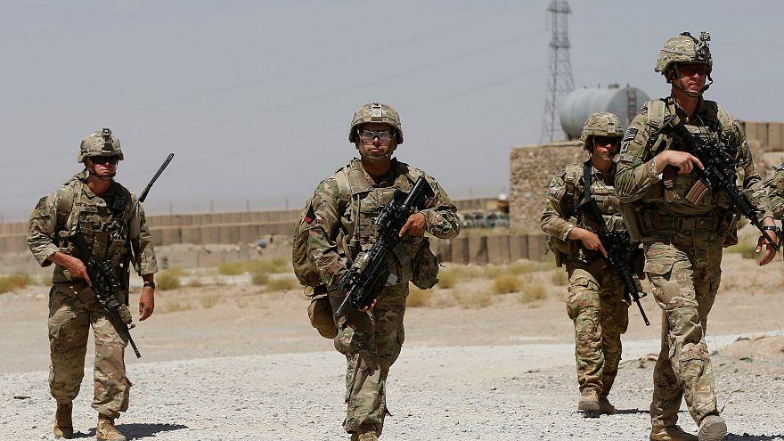 صورة أرشيفية لجنود امريكيين في أفغانستان