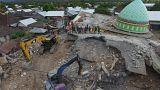 Balanço de mortos do sismo na Indonésia quase triplica em 24 horas
