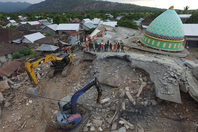 Antara Foto/Zabur Karuru/ via REUTERS