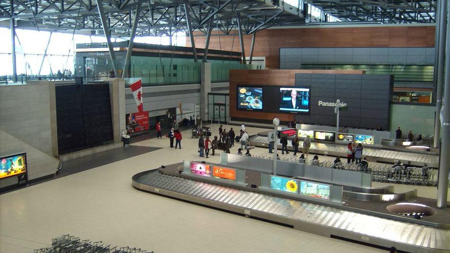 مطار أوتاوا الدولي