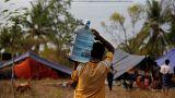 Violente réplique du séisme à Lombok