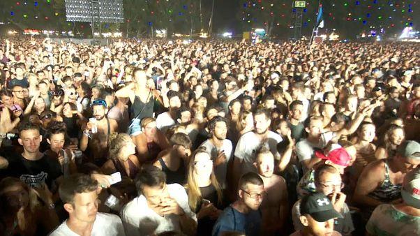 """شاهد: مهرجان """"سزيغت"""" بالمجر.. موسيقى ورقص وتخييم"""