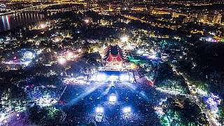 Sziget Festival: Πρεμιέρα με Κέντρικ Λαμάρ στη Βουδαπέστη