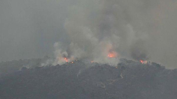 Καίγεται η Βαλένθια για τέταρτη ημέρα