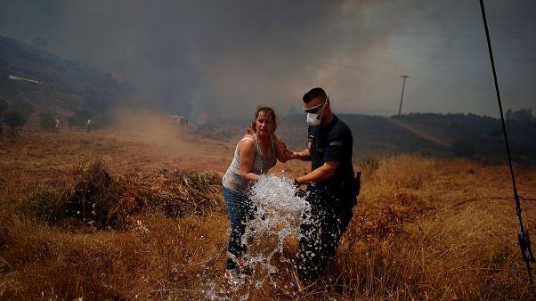 Algarve : septième jour de flammes