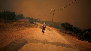 Feuer in Portugal: leichte Entspannung, keine Entwarnung
