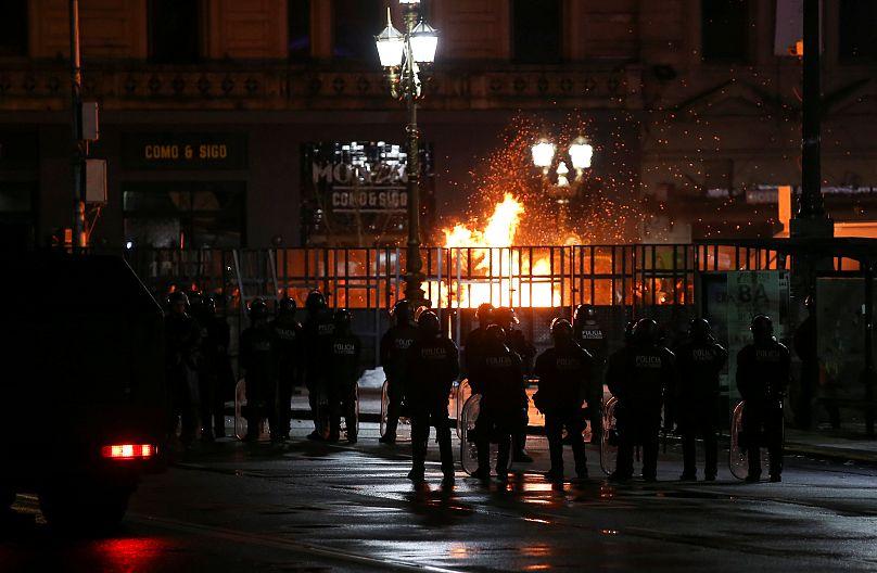 REUTERS/Agustin Marcarian