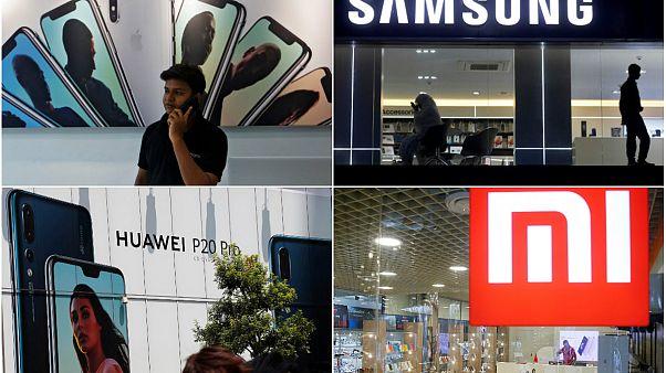 Erdoğan'ın boykot çağrısıyla gündeme gelen Çinli teknoloji devleri Apple'ı çoktan geçti