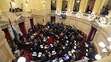 """""""Hay casos en los que la violación no tiene violencia """": Las polémicas frases del Senado argentino"""