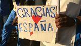 Испания спасла ещё 87 мигрантов