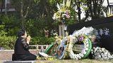 """Commémoration à Nagasaki : """"le spectre d'un carnage impensable"""""""