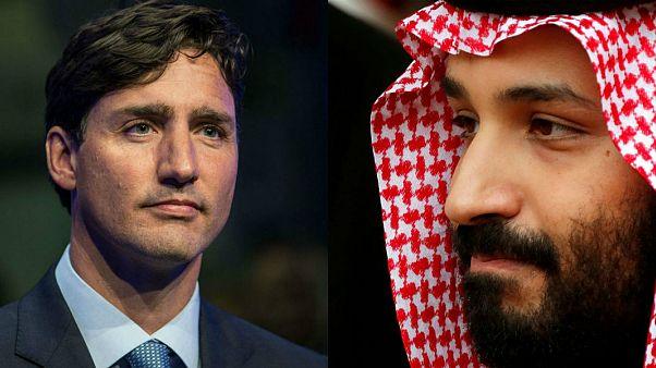 Kanada Başbakanı: Suudi Arabistan'dan özür dilemeyeceğiz