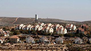 Rapor: İsrail, Batı Şeria'daki kamu arazilerinin yüzde 99,8'ini Yahudi yerleşimlere tahsis etti