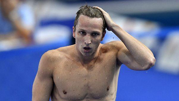 Verrasztó Dávid Európa-bajnok 400 méter vegyes úszásban