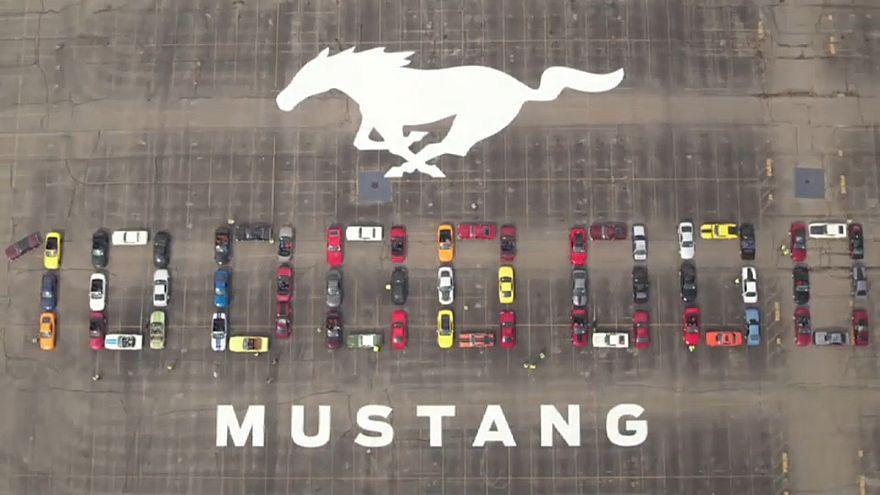 10 milhões de Mustang produzidos