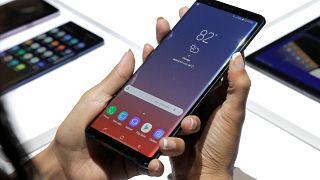 Das Galaxy Note 9