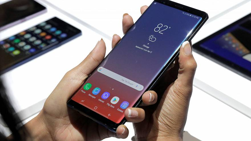 Das Galaxy Note 9