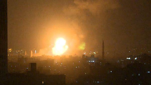 La morte a Gaza, i feriti nel sud d'Israele