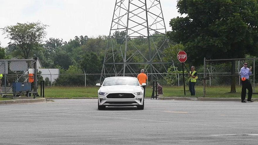 Ford 10 milyonuncu Mustang üretimini kutladı