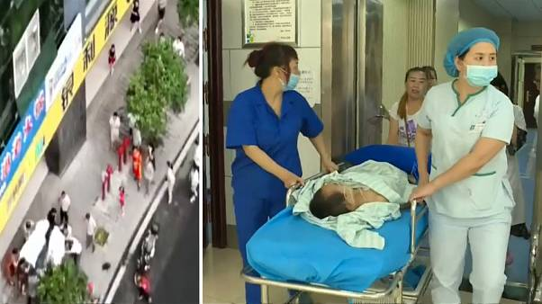 ملاءة سرير تنقذ طفلا في الصين من الموت