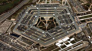Photo Pentagone : force américaine de l'espace.