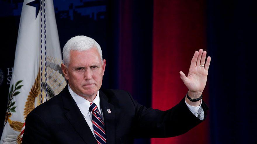 Vice-presidente dos EUA quer a Força Espacial pronta em 2020