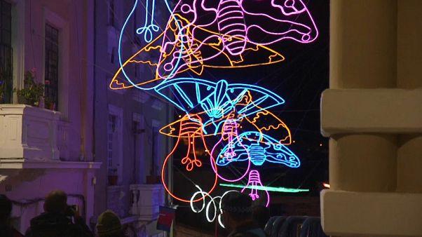 """L'Equateur éblouit avec son """"Festival de la Lumière"""""""