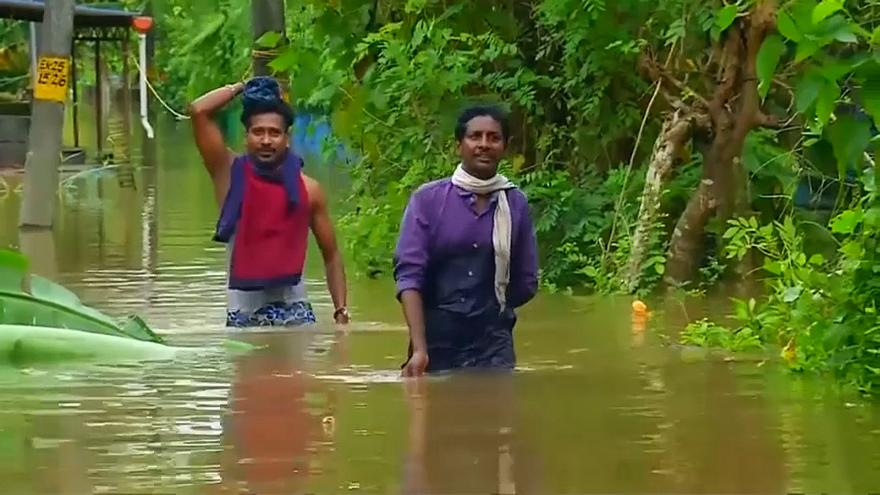 Monsunregen in Indien fordert viele Opfer
