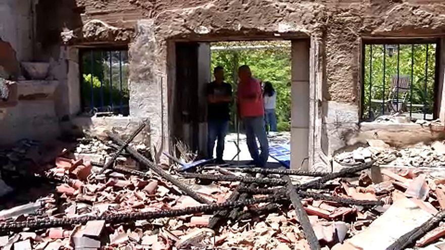 Wie die Waldbrände in Portugal einen kleinen Ort verändert haben