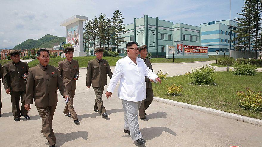 بيونغ يانغ تنتقد واشنطن بسبب تشديد العقوبات