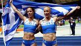 Χρυσό και ασημένιο για την Ελλάδα στο επί κοντώ!