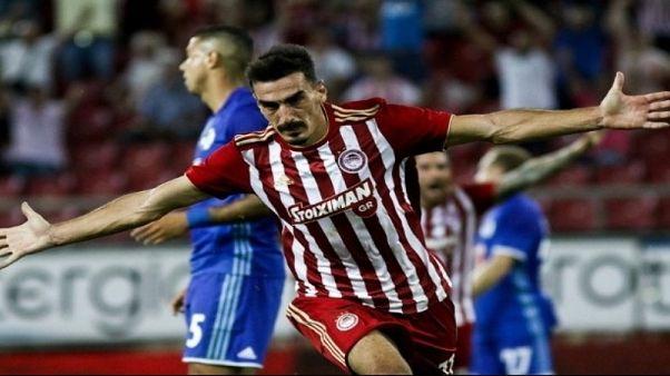 Σαρωτικός ο Ολυμπιακός διέλυσε με 4-0 τη Λουκέρνη