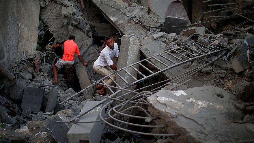 إسرائيل وحماس يتفقان على تهدئة لإنهاء العنف في غزة