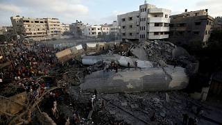 Israel and Palestinian violence continues