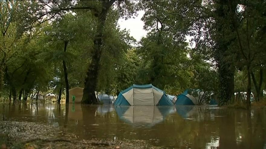 French inquiry into summer camp wrecked by flash floods