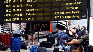 Ryanair : grève européenne des pilotes
